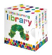Cover-Bild zu Carle, Eric: The Very Hungry Caterpillar: Little Learning Library