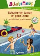Cover-Bild zu Heger, Ann-Katrin: Bildermaus - Schwimmen lernen ist ganz leicht