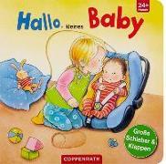 Cover-Bild zu Heger, Ann-Katrin: Hallo, kleines Baby