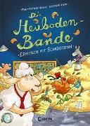 Cover-Bild zu Heger, Ann-Katrin: Die Heuboden-Bande - Ermittler mit Scha(r)fsinn