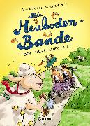 Cover-Bild zu Heger, Ann-Katrin: Die Heuboden-Bande - Der Muskelkater-Fall (eBook)
