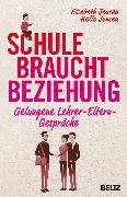 Cover-Bild zu Jensen, Helle: Schule braucht Beziehung (eBook)
