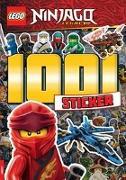 Cover-Bild zu LEGO® NINJAGO® - 1001 Sticker