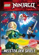 Cover-Bild zu Behling, Steve: LEGO® NINJAGO® - Meister der Spiele