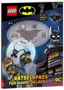Cover-Bild zu LEGO® DC - Rätselspaß für wahre Helden