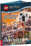 Cover-Bild zu LEGO® Harry Potter? - Zauberschüler auf Mission