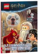 Cover-Bild zu LEGO® Harry Potter? - Rätselspaß für mutige Magier