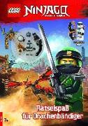 Cover-Bild zu LEGO® NINJAGO® Rätselspaß für Drachenbändiger