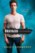 Cover-Bild zu Kemmerer, Brigid: Breathless (eBook)