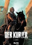 Cover-Bild zu Roulot, Tristan: Der Kurier. Band 1