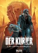 Cover-Bild zu Roulot, Tristan: Der Kurier. Band 2