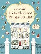 Cover-Bild zu Brocklehurst, Ruth: Mein Stickerbuch: Historisches Puppenhaus