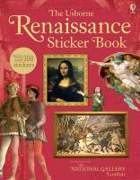Cover-Bild zu Brocklehurst, Ruth: Renaissance Sticker Book