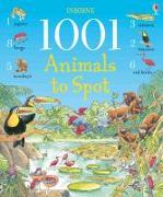 Cover-Bild zu Brocklehurst, Ruth: 1001 Animals to Spot