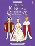 Cover-Bild zu Millard, Anne: Sticker Kings & Queens