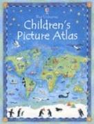 Cover-Bild zu Brocklehurst, Ruth: The Usborne Children's Picture Atlas