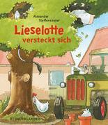 Cover-Bild zu Steffensmeier, Alexander: Lieselotte versteckt sich (Mini-Broschur)