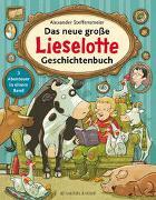 Cover-Bild zu Steffensmeier, Alexander: Das neue große Lieselotte Geschichtenbuch