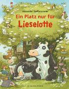 Cover-Bild zu Steffensmeier, Alexander: Ein Platz nur für Lieselotte