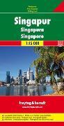 Cover-Bild zu Freytag-Berndt und Artaria KG (Hrsg.): Singapur. 1:15'000