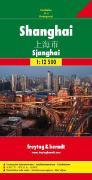 Cover-Bild zu Shanghai. 1:12'500