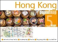 Cover-Bild zu PopOut Maps (Geschaffen): Hong Kong PopOut Map