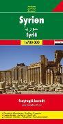 Cover-Bild zu Freytag-Berndt und Artaria KG (Hrsg.): Syrien, Autokarte 1:700.000. 1:700'000