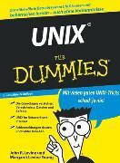 Cover-Bild zu Levine, John R.: Unix für Dummies
