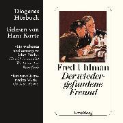 Cover-Bild zu Uhlman, Fred: Der wiedergefundene Freund (Audio Download)