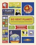 Cover-Bild zu Tavernier, Sarah (Illustr.): So geht Planet!