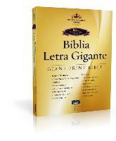 Cover-Bild zu American Bible Society (Hrsg.): Giant Print Bible-Rvr 1960-50th Anniversary