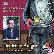 Cover-Bild zu Henn, Carsten Sebastian: Der letzte Aufguss
