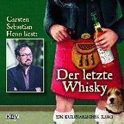Cover-Bild zu Henn, Carsten Sebastian: Der letzte Whisky