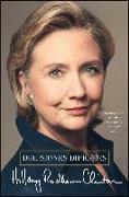 Cover-Bild zu Clinton, Hillary Rodham: Decisiones Difíciles (eBook)