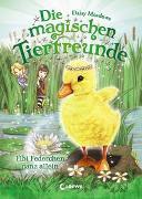 Cover-Bild zu Meadows, Daisy: Die magischen Tierfreunde 3 - Fibi Federchen ganz allein