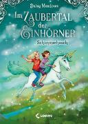 Cover-Bild zu Meadows, Daisy: Im Zaubertal der Einhörner (Band 2) - Schimmerhauch