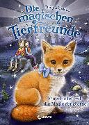 Cover-Bild zu Meadows, Daisy: Die magischen Tierfreunde 7 - Finja Fuchs und die Magie der Sterne (eBook)