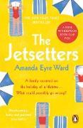 Cover-Bild zu Ward, Amanda Eyre: The Jetsetters (eBook)