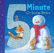 Cover-Bild zu Sykes, Julie: Five Minute Christmas Stories