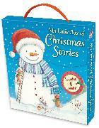 Cover-Bild zu Sykes, Julie: My Little Box of Christmas Stories