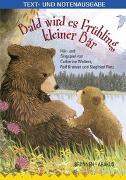 Cover-Bild zu Walters, Catherine: Bald wird es Frühling, kleiner Bär!