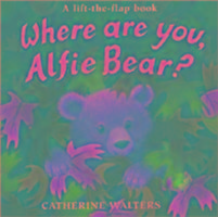 Cover-Bild zu Walters, Catherine: Where are You, Alfie Bear?