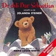 Cover-Bild zu Walters, Catherine: De chli Bär Sebastian