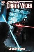 Cover-Bild zu Soule, Charles (Ausw.): Star Wars: Darth Vader - Dark Lord of the Sith Vol. 2: Legacy's End