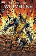 Cover-Bild zu Soule, Charles (Ausw.): Return of Wolverine
