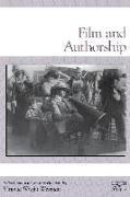 Cover-Bild zu Wexman, Virginia Wright (Hrsg.): Film and Authorship