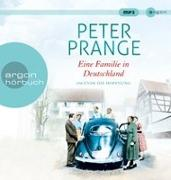 Cover-Bild zu Eine Familie in Deutschland von Prange, Dr. Peter