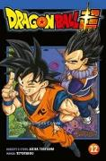 Cover-Bild zu Akira Toriyama (Original Story): Dragon Ball Super 12