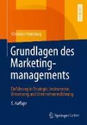 Cover-Bild zu Grundlagen des Marketingmanagements (eBook) von Homburg, Christian