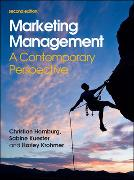Cover-Bild zu Marketing Management von Homburg, Christian